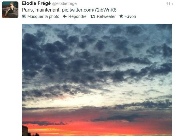 Messages d'Elodie Frégé sur Facebook (de Août 2013 à Avril 2014) Captur10