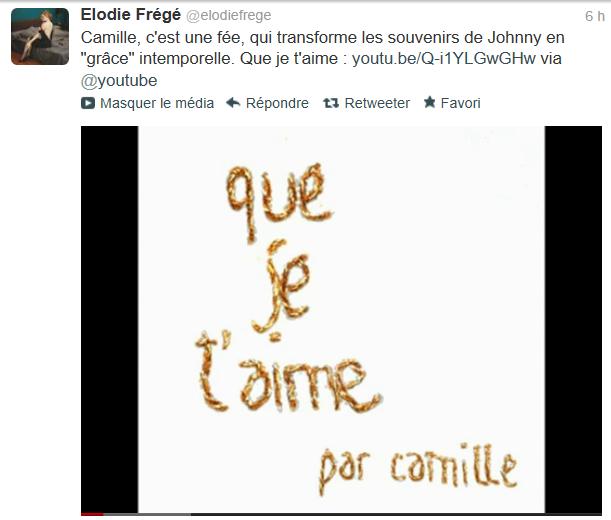 Messages d'Elodie Frégé sur Facebook (de Août 2013 à Avril 2014) Captur11