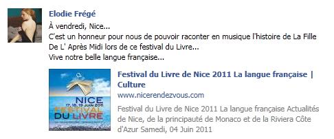 Messages d'Elodie Frégé sur Facebook (de Août 2013 à Avril 2014) Elo110