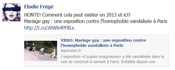 Messages d'Elodie Frégé sur Facebook (de Août 2013 à Avril 2014) Elo12