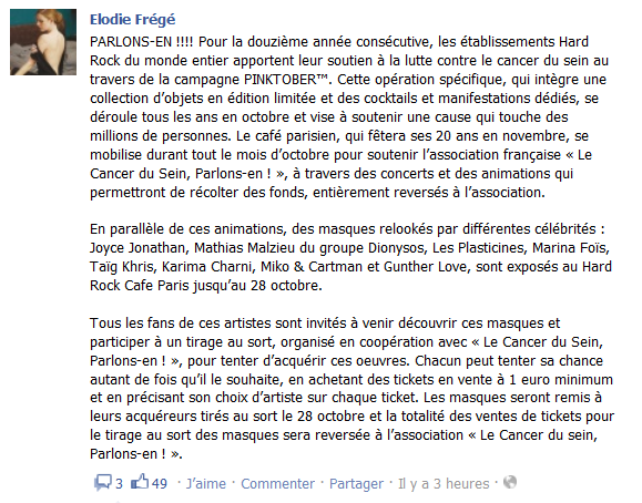 Messages d'Elodie Frégé sur Facebook (de Août 2013 à Avril 2014) Elo210