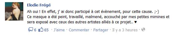 Messages d'Elodie Frégé sur Facebook (de Août 2013 à Avril 2014) Elo310