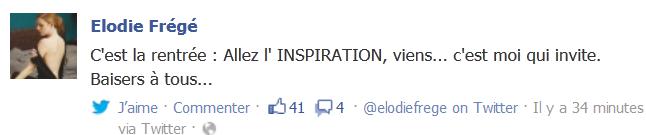 Messages d'Elodie Frégé sur Facebook (de Août 2013 à Avril 2014) Elo9810