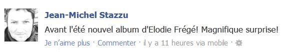 Messages d'Elodie Frégé Management sur Facebook - Page 23 Elooo11