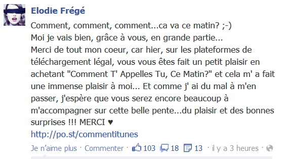 Messages d'Elodie Frégé sur Facebook (de Août 2013 à Avril 2014) Erfgrg10