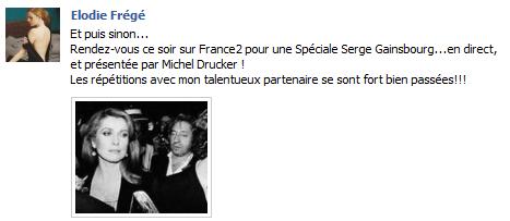 Messages d'Elodie Frégé sur Facebook (de Août 2013 à Avril 2014) Gains10