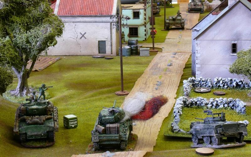 Contre-attaque Allemande de Carentan, Normandie 13 juin 1944. P1230010