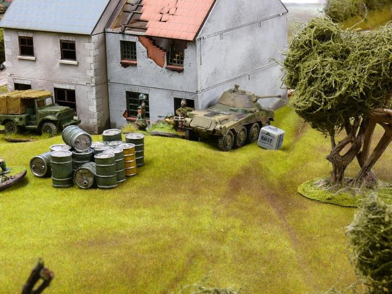 Contre-attaque Allemande de Carentan, Normandie 13 juin 1944. P1230012