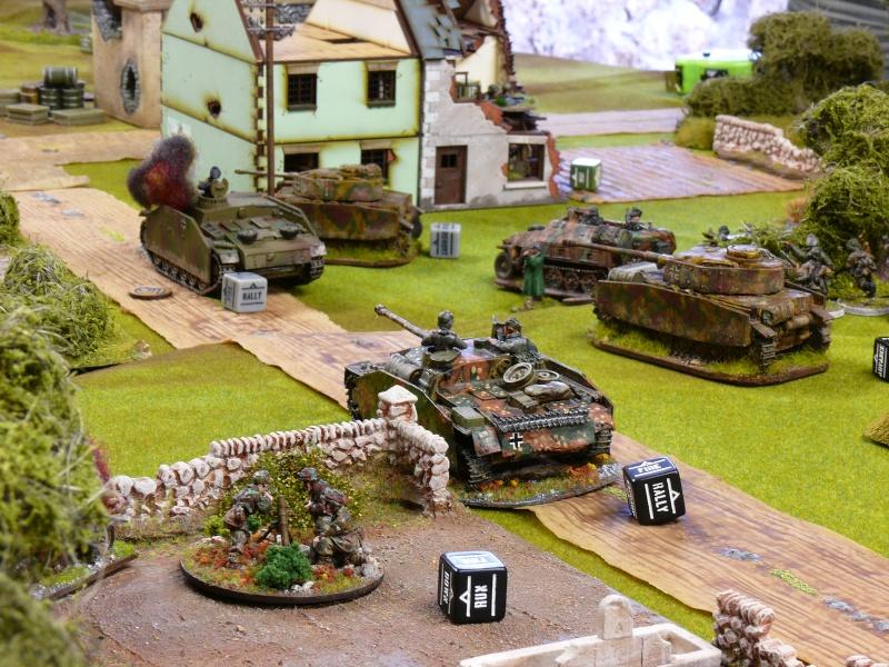 Contre-attaque Allemande de Carentan, Normandie 13 juin 1944. P1230022