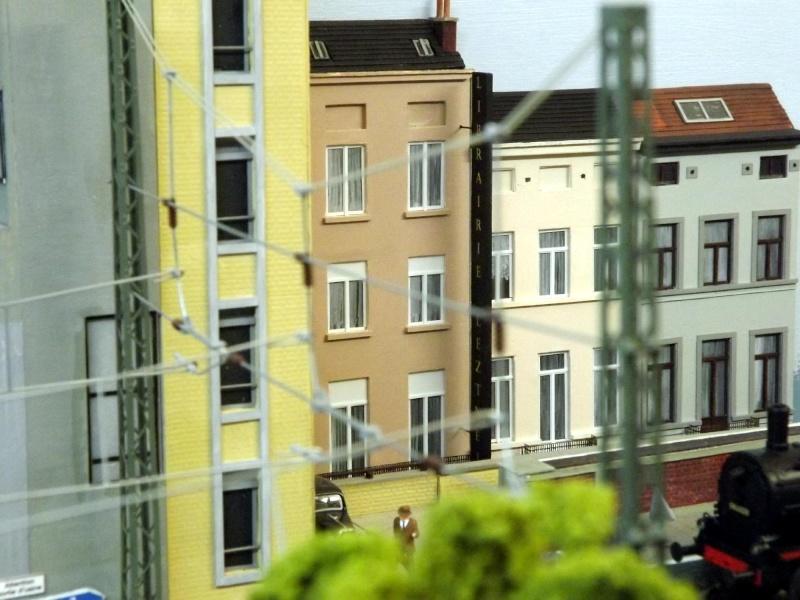Bruxelbourg Central - Un réseau modulaire urbain à picots Module11