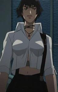 DMC Anime Lady12