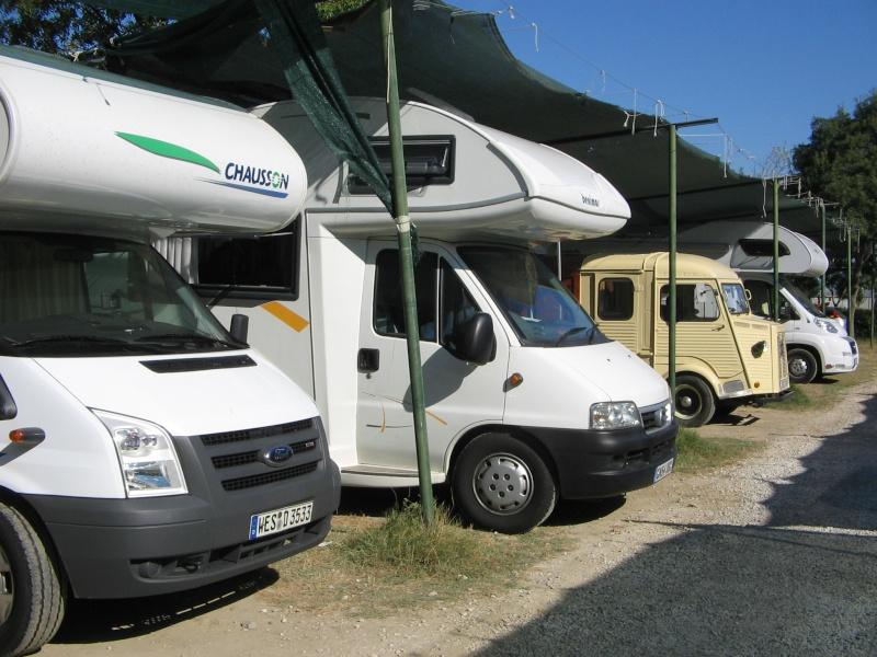 quelques photos de H en camping-car Italie10