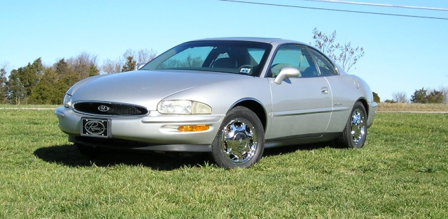 1999 Silver Arrow #10 P1010010