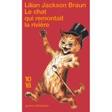 [Jackson Braun, Lilian] Tome 24: Le chat qui remontait la rivière Index11