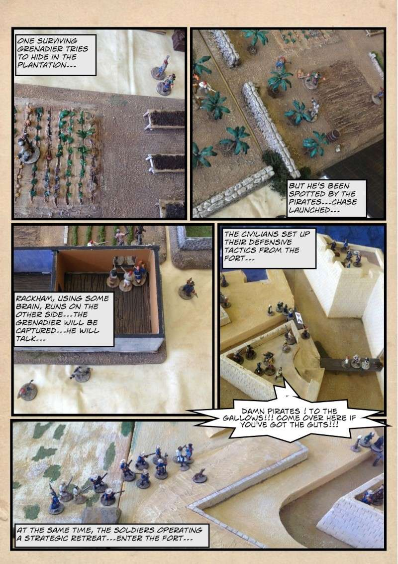 """RAID ON SAN AUGUSTIN"" English version 2013-033"