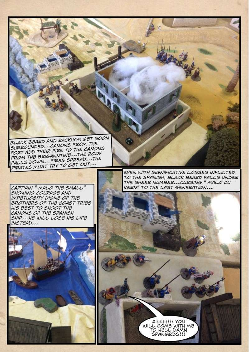 """RAID ON SAN AUGUSTIN"" English version 2013-036"