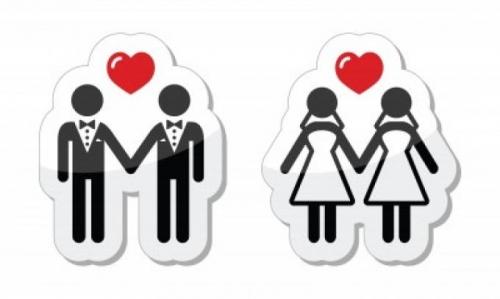 Le mariage pour tous vu d'ailleurs. Mariag10