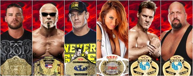 WCW Champions