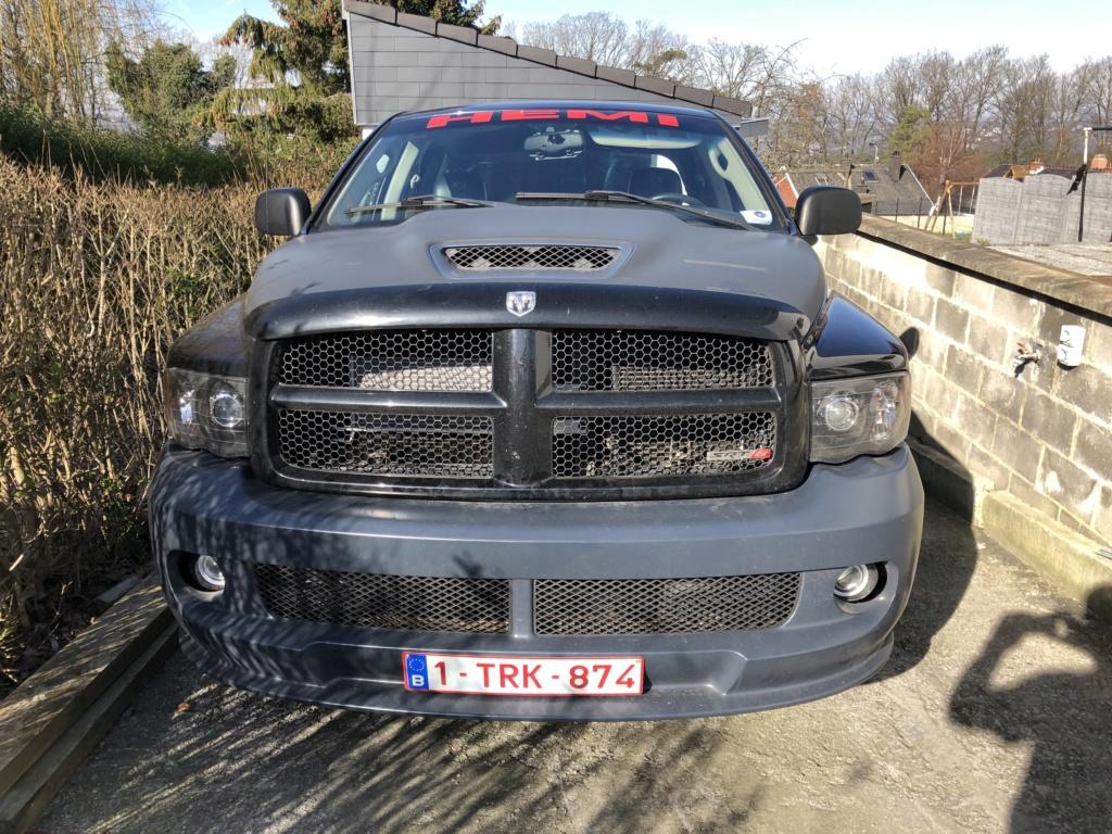 Dodge Ram 1500 hemi Bcefa610
