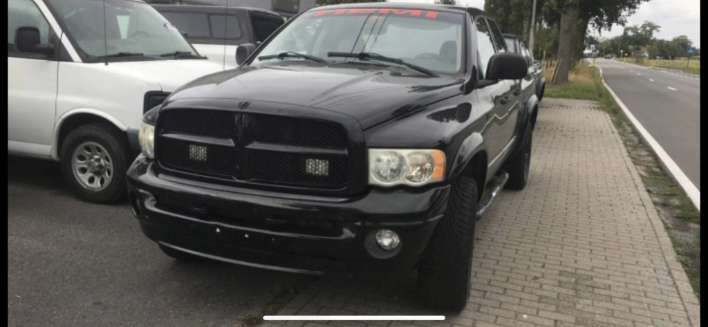 Dodge Ram 1500 hemi Ec81a710