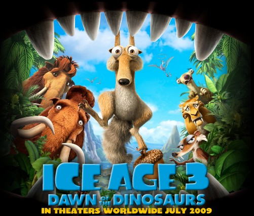 ICE AGE : DAWN OF THE DINOSAURS - 2009 - Bdaice10