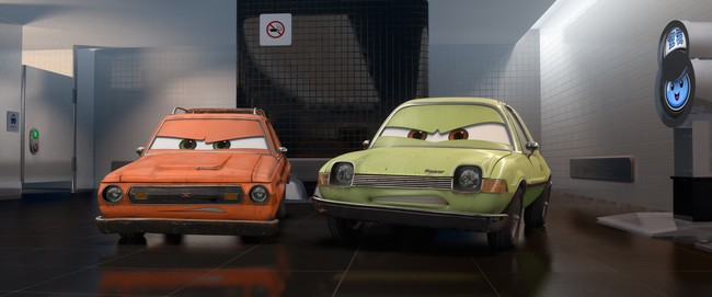 CARS 2 - Pixar - En France le 27 juillet 2011 - Cars-214