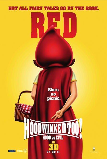 HOODWINKED TOO! HOOD VS. EVIL - USA - 29 Avril 2011 - Hoodwi10