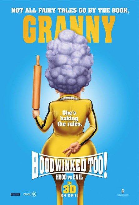 HOODWINKED TOO! HOOD VS. EVIL - USA - 29 Avril 2011 - Hoodwi11