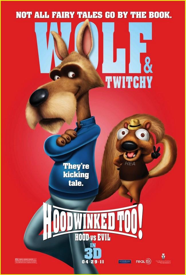 HOODWINKED TOO! HOOD VS. EVIL - USA - 29 Avril 2011 - Hoodwi12