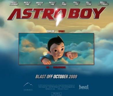 ASTRO BOY - 2009 - Sitast10