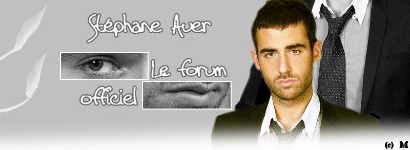 Forum officiel des Fans de Stéphane Auer !