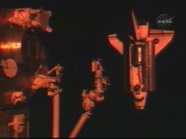 [STS-126] Endeavour : La mission - Page 3 Vlcsna12