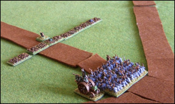 La Gloire du Griffon - Empire vs Skavens - 1500 points Skaven13