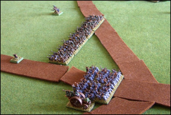 La Gloire du Griffon - Empire vs Skavens - 1500 points Skaven17