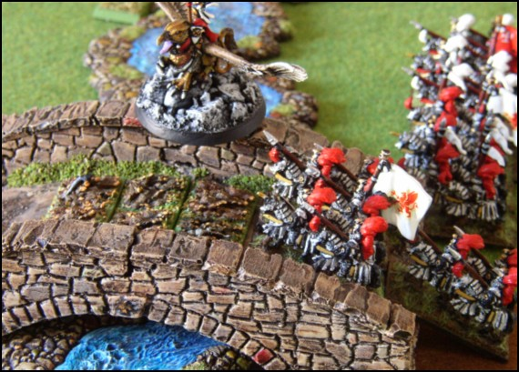 La Gloire du Griffon - Empire vs Skavens - 1500 points Skaven23