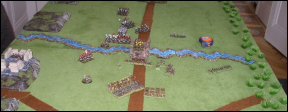 La Gloire du Griffon - Empire vs Skavens - 1500 points Skaven27