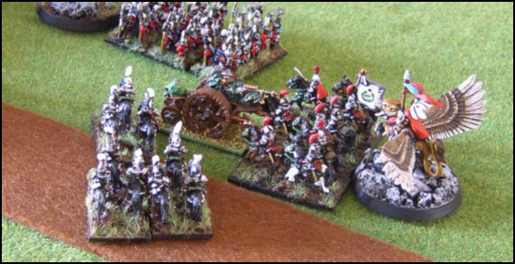 La Gloire du Griffon - Empire vs Skavens - 1500 points Skaven28