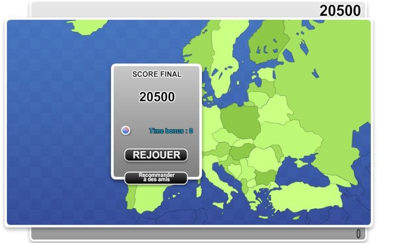 Jeux géographiques: faites péter les scores ! Europe10