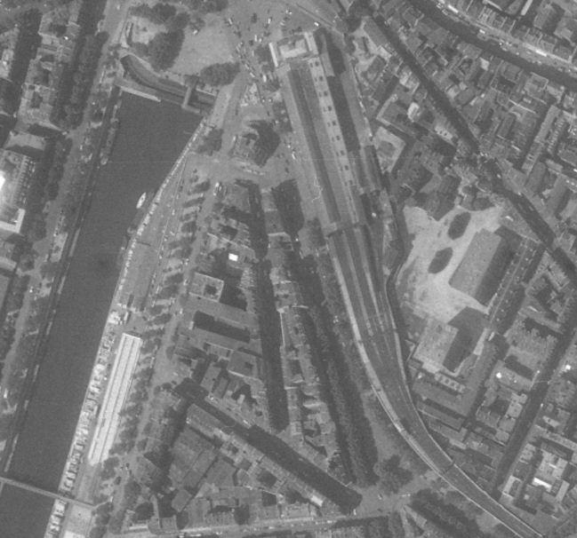 Les ouvrages disparus que Google Earth ne vous montrera plus... Gare_110
