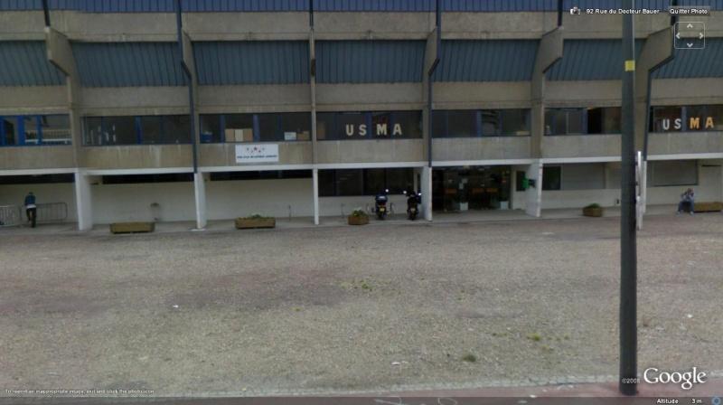 STREET VIEW : Stade Bauer (Saint-Ouen) Stade_10