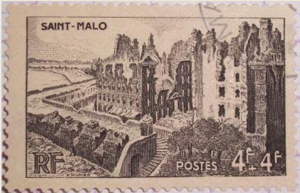 La France par ses timbres sous Google Earth - Page 5 Timbre12