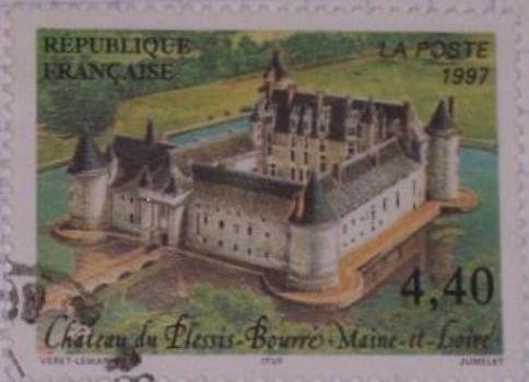 La France par ses timbres sous Google Earth - Page 3 Timbre17