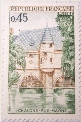 La France par ses timbres sous Google Earth - Page 2 Timbre21