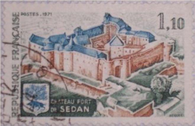 La France par ses timbres sous Google Earth - Page 2 Timbre22