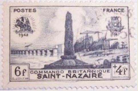 La France par ses timbres sous Google Earth - Page 2 Timbre23