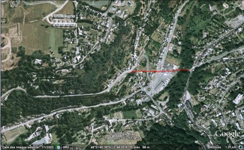 Les ouvrages disparus que Google Earth ne vous montrera plus... Viaduc10
