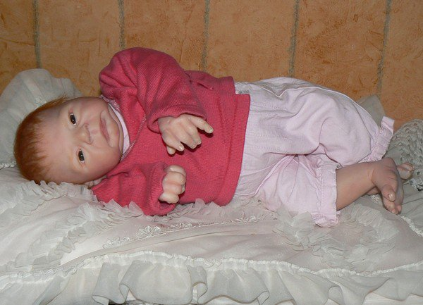 pouponnière des bébés cadum Louna310
