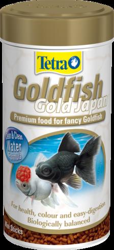 Aliments pour poissons rouges communs et japonais T5057510
