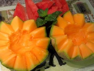 Soupe de melon glacé Img_2815
