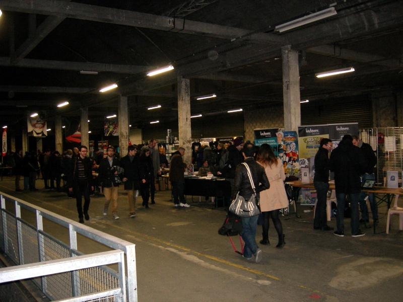 Lille Comics Festival 2013 Dscn9914